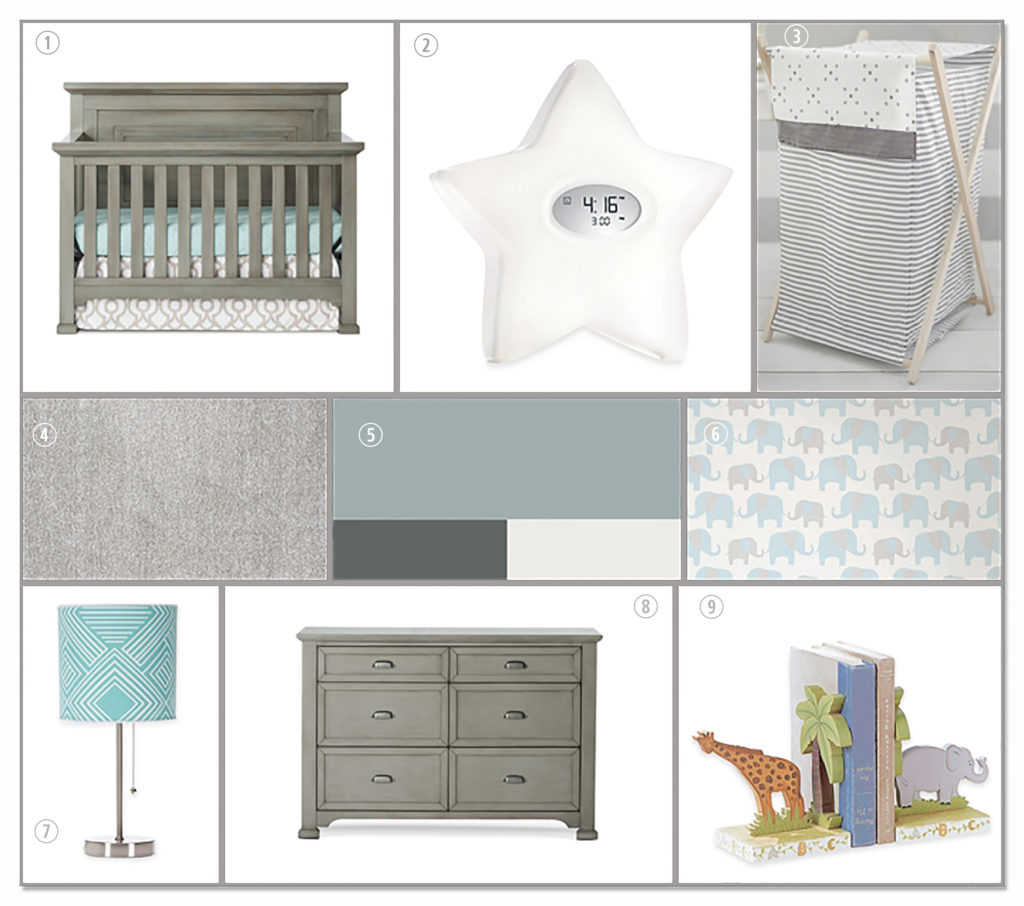 Nursery Inspiration: Roland Collection